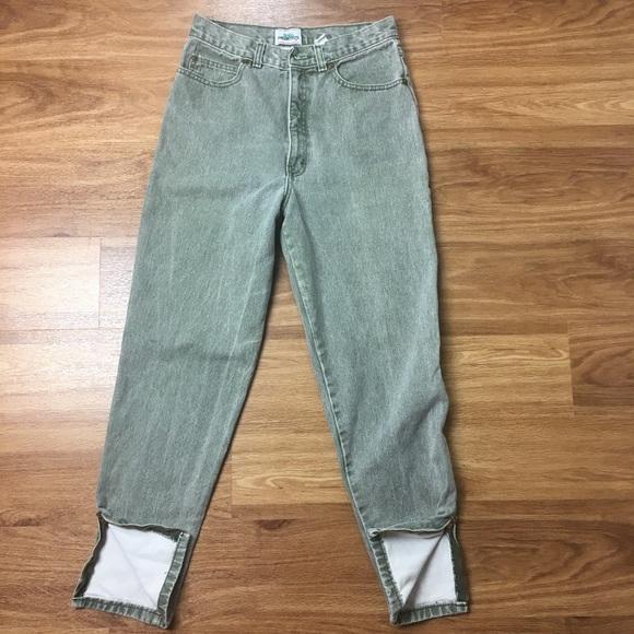 a7a32e1d Vintage Jeans   Palmettos High Waisted Mom Size 11   Poshmark